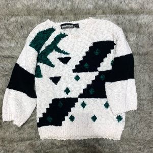 Vintage Bramble Lane Sweater
